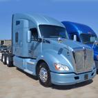 2015 Kenworth-T680 76 Inch Double Bunk Sleeper